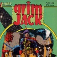 Cómics: GRIMJACK VOL.1 # 13 (FIRST,1985) - TIMOTHY TRUMAN. Lote 54651099
