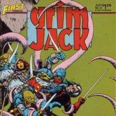 Cómics: GRIMJACK VOL.1 # 12 (FIRST,1985) - TIMOTHY TRUMAN. Lote 54651107