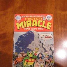 Cómics: DC COMICS: MISTER MIRACLE NÚM. 18 ( JACK KIRBY 1971). GRADO: VG/FN. Lote 30622099