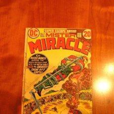 Cómics: DC COMICS: MISTER MIRACLE NÚM. 11 ( JACK KIRBY 1971). GRADO: G/VG. Lote 30622226