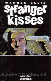 STRANGER KISSES # 3 (AVATAR,2001) - GRAVEL - WARREN ELLIS (Tebeos y Comics - Comics Lengua Extranjera - Comics USA)
