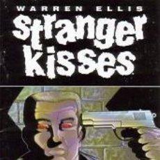 Cómics: STRANGER KISSES # 3 (AVATAR,2001) - GRAVEL - WARREN ELLIS. Lote 31067674