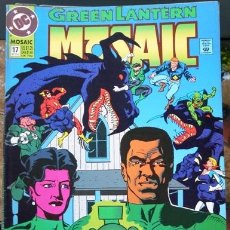 Cómics: GREEN LANTERN MOSAIC # 17 - 1993 - DC COMICS - ALIEN GOTHIC ! - 32 PAG - INGLES. Lote 31372848