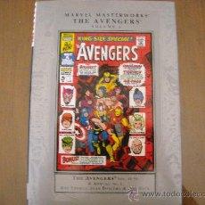 Cómics: MARVEL MASTERWORKS:THE AVENGERS VOL 5. Lote 32014477