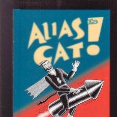 Comics: ALIAS THE CAT ! /POR: KIM DEITCH ( EDICION EN INGLES ). Lote 32140470