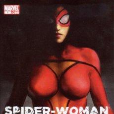 Cómics: COMPLETA - SPIDER-WOMAN VOL.4 # 1 AL 7 (MARVEL,2009) - BENDIS - ALEX MALEEV - SPIDERWOMAN. Lote 32374441