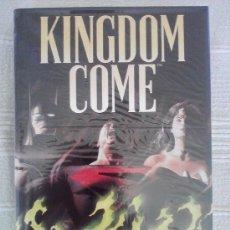 Cómics: KINGDOM COME NOVELA TAPA DURA EN INGLES. Lote 32620995
