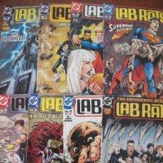 Cómics: LAB RATS JOHN BYRNE COMPLETA DC COMICS. Lote 32819639