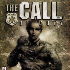 Cómics: THE CALL OF DUTY: THE WAGON, SERIE LIMITADA COMPLETA DE 4 NÚMEROS, MARVEL, 2.002, USA.. Lote 32957593