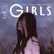 Cómics: COMPLETA - GIRLS # 1 AL 24 (IMAGE COMICS,2005) - THE LUNA BROTHERS. Lote 33037583