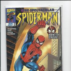Cómics: 4118- SPIDERMAN -CRISIS DE IDENTIDAD- MARVEL COMICS-MAYO 98. Lote 33676884