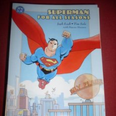 Cómics: DC COMICS- PRESTIGIO - SUPERMAN-FOR ALL SEASONS NUMERO 2. Lote 33691518