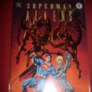 Cómics: SUPERMAN Y ALIENS NUMERO 2 MUY BUEN ESTADO. Lote 33691959