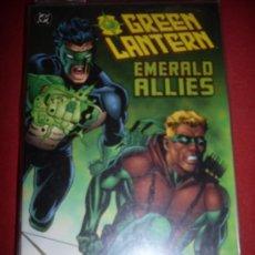 Cómics: DC COMICS- GREEN LANTERN-EMERALD ALLIES. Lote 33740725