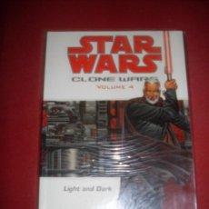 Cómics: USA - STAR WARS -CLONE WARS VOLUMEN 4. Lote 33741066