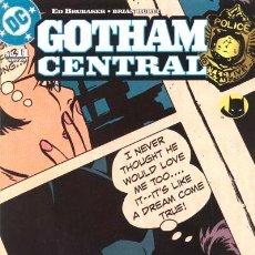 Cómics: GOTHAM CENTRAL #11, DC COMICS, 2.003. USA.. Lote 34061311