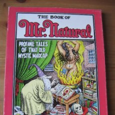 Cómics: ROBERT CRUMB - THE BOOK OF MR NATURAL. Lote 34172640