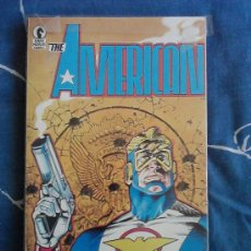 Cómics: THE AMERICAN TPB, MARK VERHEIDEN, CHRIS WARNER. Lote 34417857