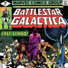Cómics: BATTLESTAR GALACTICA VOL.1 # 8 (MARVEL,1979). Lote 34539714