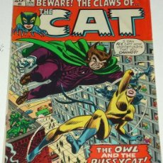 Cómics: THE CAT - TEBEO TIPO NOVARO - Nº 2 - MAGAZINE MANAGEMENT CO. 1972 - ORIGINAL MUY BUENO USA-LEER. Lote 34756908