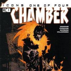 Cómics: CHAMBER, SERIE LIMITADA COMPLETA DE 4 NÚMEROS, MARVEL, 2.002. USA.. Lote 35225844