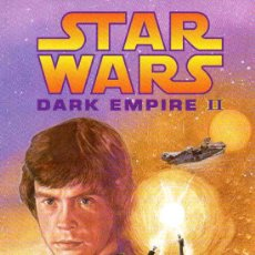 Cómics: STAR WARS: DARK EMPIRE II TPB (DARK HORSE,1995) - IMPERIO OSCURO. Lote 35312087