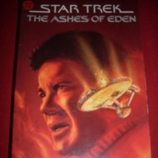 Cómics: DC , STAR TREK - THE ASHES OF EDEN. Lote 35346906