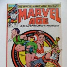 Cómics: MARVEL AGE # 26. Lote 192973435