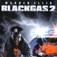 Cómics: BLACKGAS 2 # 3 (AVATAR,2007) - GORE COVER - WARREN ELLIS. Lote 35409186