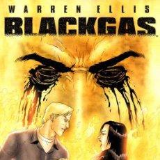 Cómics: BLACKGAS # 3 (AVATAR,2006) - REGULAR COVER - WARREN ELLIS. Lote 35409428