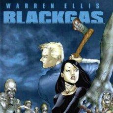 Cómics: BLACKGAS # 2 (AVATAR,2006) - REGULAR COVER - WARREN ELLIS. Lote 35409462