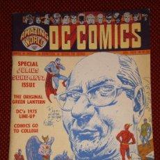 Cómics: EL SORPRENDENTE MUNDO DE DC COMICS - Nº 3 - 1974 - ORIGINAL AMERICANO. Lote 35575470