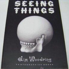 Cómics: SEEING THINGS. JIM WOODRING. FANTAGRAPHICS BOOKS. Lote 35892744