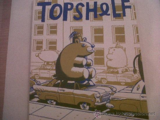 TOP SHELF ON PARADE (PRIMAL GROOVE PRESS) (Tebeos y Comics - Comics Lengua Extranjera - Comics USA)