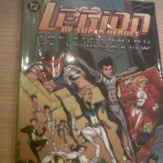 Cómics: LEGION OF SUPER-HEROES: BEGINNING OF TOMORROW (DC). Lote 35859163
