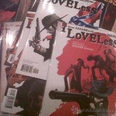 Cómics: LOVELESS #1-13 (DC VERTIGO). Lote 35879591