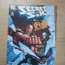 Cómics: SECRET SIX (2006) #4. Lote 35904663