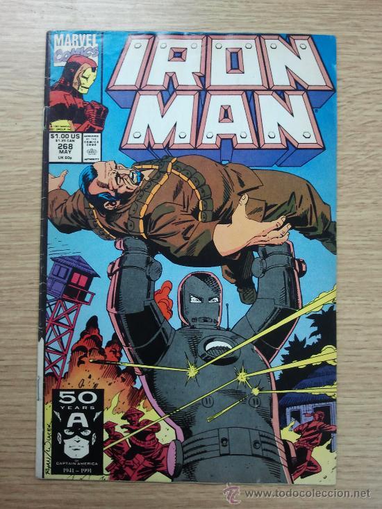 IRON MAN (1968) #268 (Tebeos y Comics - Comics Lengua Extranjera - Comics USA)