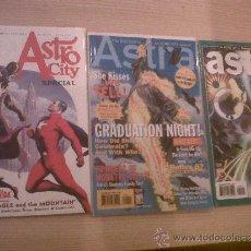 Cómics: ASTRO CITY SPECIALS (D. C. - WILDSTORM, 2006 & 2009). Lote 36163609
