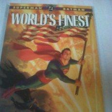 Cómics: WORLD'S FINEST TPB (DC, 1992). Lote 36363059
