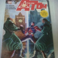 Cómics: THE ALL-NEW ATOM: FUTURE/PAST TPB (DC, 2007). Lote 36440917
