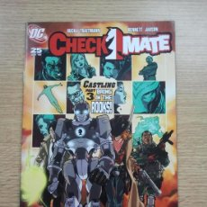 Cómics: CHECKMATE (2006) #25. Lote 36443944