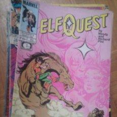 Cómics: ELFQUEST Nº 8 1985. Lote 36500690