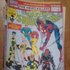 Cómics: AMAZING SPIDERMAN ANNUAL 26 THE HERO KILLERS. Lote 36500708
