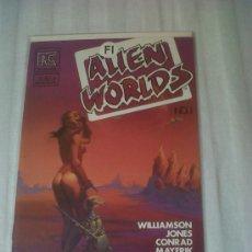 Cómics: ALIEN WORLDS (PACIFIC COMICS, 1982). Lote 36553965
