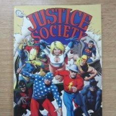 Cómics: JUSTICE SOCIETY TP #1. Lote 36560692