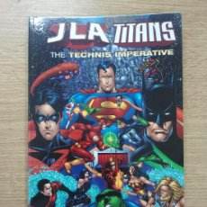 Cómics: JLA TITANS THE TECHNIS IMPERATIVE TP. Lote 36561063