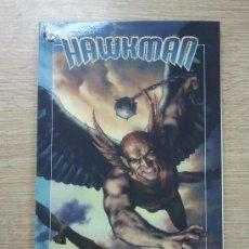 Cómics: HAWKMAN TP #2 ALLIES & ENEMIES. Lote 36561117