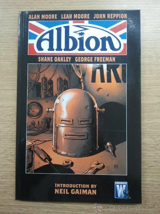 ALBION TP (Tebeos y Comics - Comics Lengua Extranjera - Comics USA)