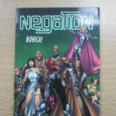 Cómics: NEGATION BOHICA TP. Lote 36575257
